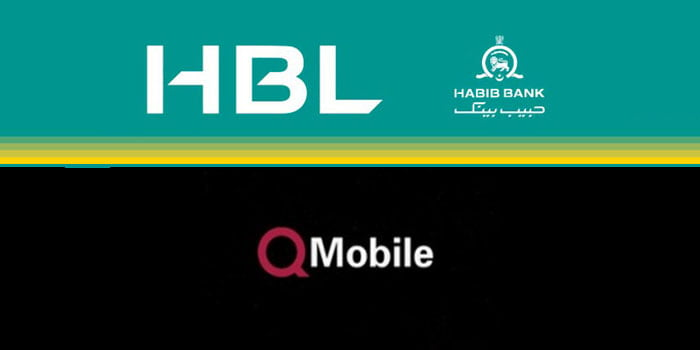 Buy QMobile Phones with HBL installment plans